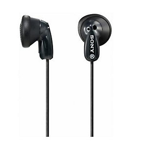 Sony Hörlurar in-ear E9LP (svart)