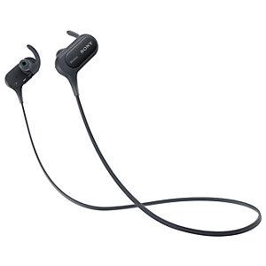 Sony in-ear-hörlurar MDRXB50BK (svart)