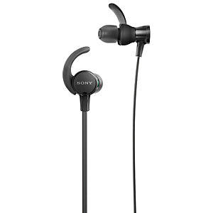 Sony in-ear hörlurar MDR-XB510AS (svart)