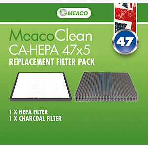 Meaco HEPA-filter for MeacoClean Midi