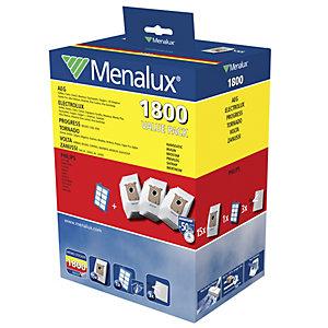 Menalux Dammsugarpåsar + Filter