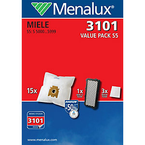 Menalux støvsugerposer - Verdipakke