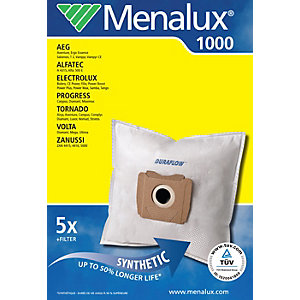 Menalux støvsugerposer 1000