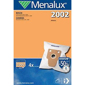 Menalux støvsugerposer 2002