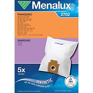 Menalux støvsugerposer 2702