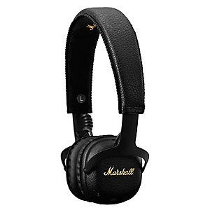 Marshall Mid trådlösa hörlurar on-ear med ANC (svart)