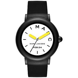 Marc Jacobs Riley Touchscreen smartwatch (svart)