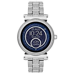 Michael Kors Access Sofie smartwatch (rostfritt stål)