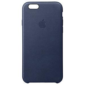 Apple iPhone 6s nahkakuori (tummansininen)
