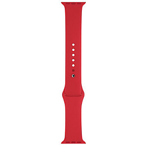 Apple 38 mm Sport-ranneke (PRODUCT)RED