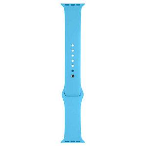 Sportband till Apple Watch 38 mm (blå)