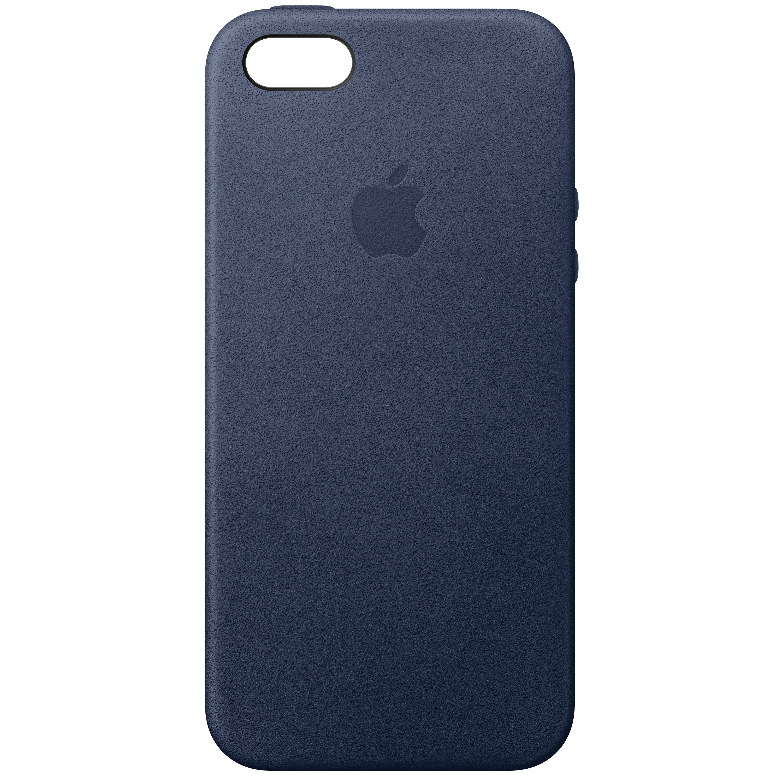 MMHG2ZM/A : Apple iPhone SE deksel i skinn (blå)