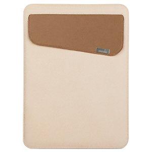 Moshi Muse MacBook 12 mikrofiberveske (beige)