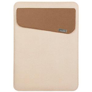 Moshi Muse MacBook 13 & iPad Pro 12.9 fodral (beige)