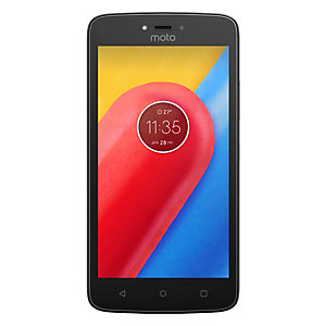 Motorola Moto C smartphone Comviq (svart)