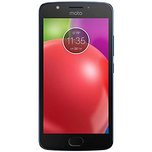 Motorola Moto E smartphone (blå)