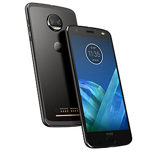 Motorola Moto Z2 Force smartphone (svart)