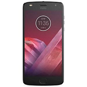 Motorola Moto Z2 Play smartphone (grå)