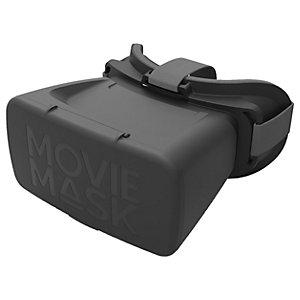 MovieMask C portabel kino (sort)