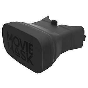MovieMask Go portable kino (sort)