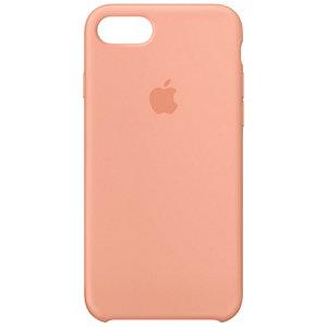 Apple iPhone 7 fodral silikon (flamingo rosa)