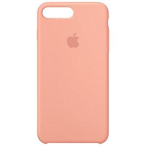 Apple iPhone 7 Plus fodral silikon (flamingo rosa)