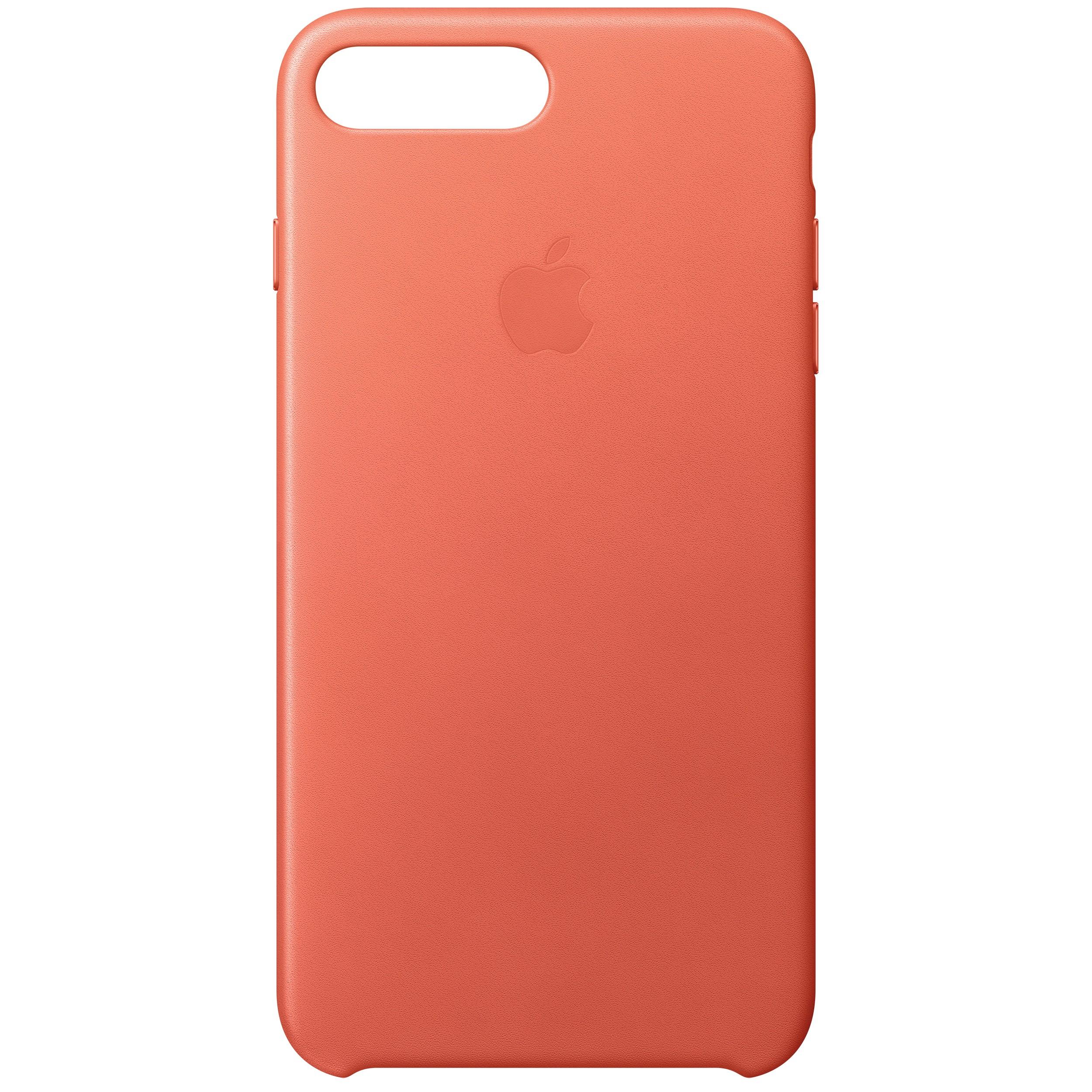 MQ5H2ZM/A : Apple iPhone 7 Plus skinndeksel (geranium pink)