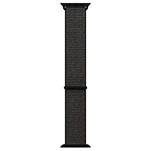 Apple 38 mm sportarmband (svart)
