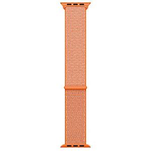 Apple 42 mm Sport Loop ranneke (oranssi)