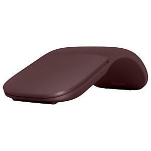 Microsoft Surface Arc mouse (burgunder)