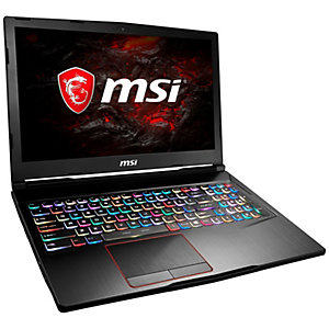 "MSI GE63VR 7RF-200Ne Raider 15,6"" bærbar gaming-PC"