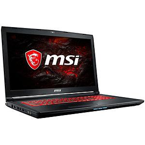 "MSI GL72M 7RDX-685NE 17.3"" bärbar dator gaming"