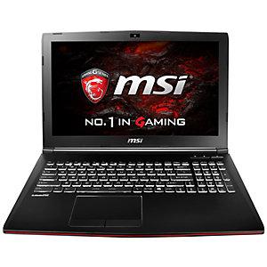 "MSI GP62MVR 7RF-633NE 15.6"" bärbar dator gaming"