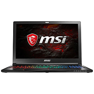 "MSI GS63VR 7RF-218NE Stealth Pro 15,6"" bærbar gaming-PC"