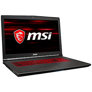 "MSI GV72 8RD-027NE 17,3"" bærbar gaming-PC"