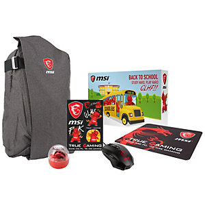 MSI Dragon Fever summer pack ryggsäck