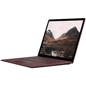 Surface Laptop i5 256 GB (vinröd)