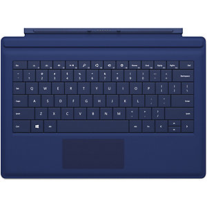 Surface Pro 3 Type Cover (blå)