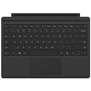 Surface Pro 4 Type Cover (svart)