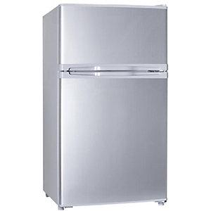Matsui kjøleskap med fryser MUC50S18E (sølv)