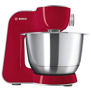 Bosch MUM5 CreationLine (mørk rød/sølv)