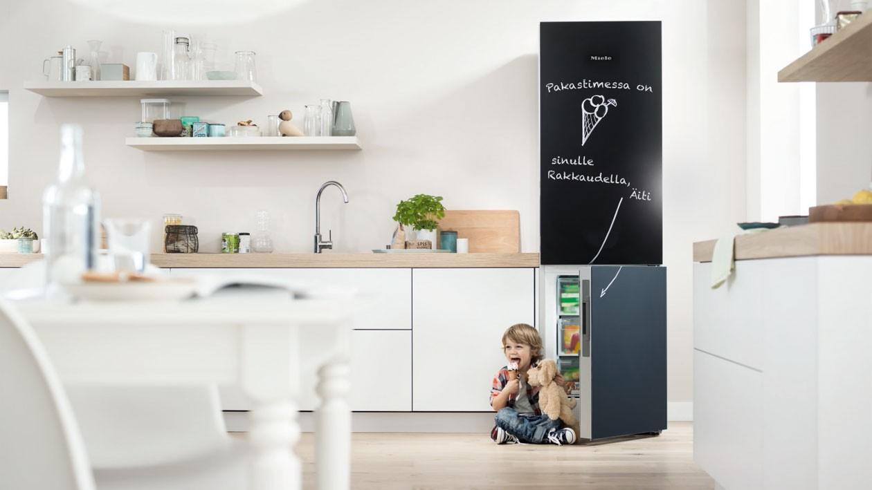 miele kylm laitteet viiden t hden majoitustilat kaikenlaisille elintarvikkeille. Black Bedroom Furniture Sets. Home Design Ideas