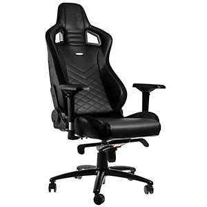 Noblechairs Epic gaming-stol (sort)