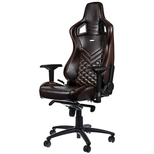 Noblechairs Epic gaming-stol (brun)