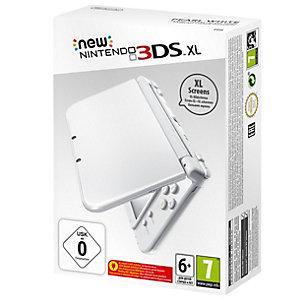 New Nintendo 3DS XL Spelkonsol (pärlvit)