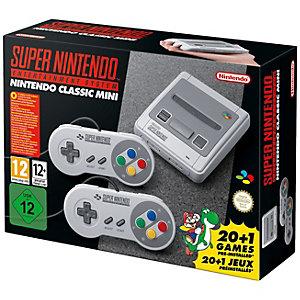 Super Nintendo Classic Mini SNES spelkonsol (EU)