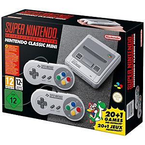 Super Nintendo Classic Mini SNES konsol