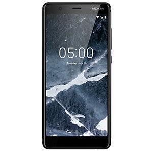 Nokia 5.1 smarttelefon (blå)