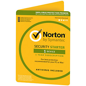 Norton Security Starter (1 enhet)
