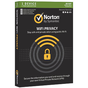 Norton WiFi Privacy (1 enhet)